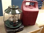 COLEMAN Camping LANTERN WITH CASE